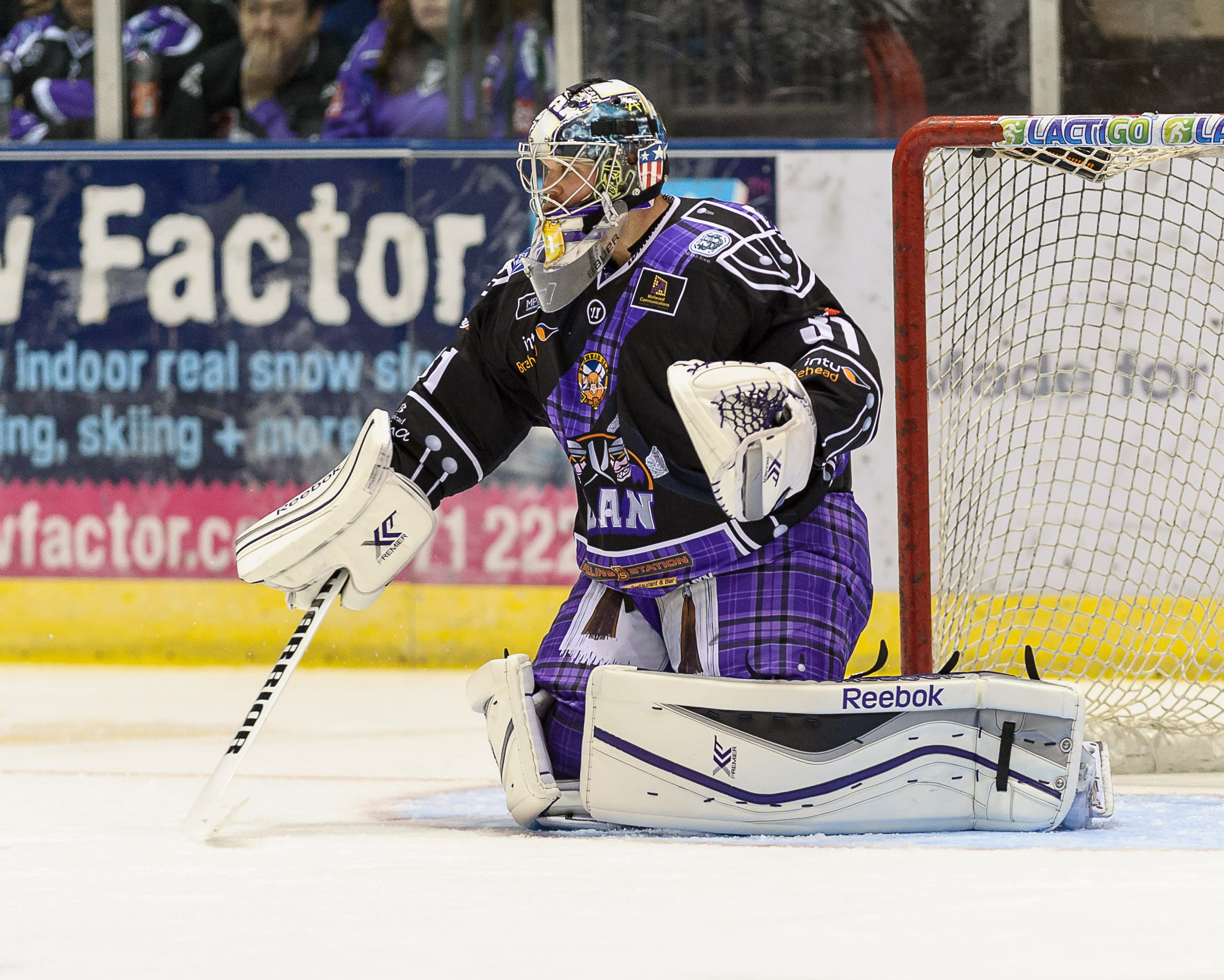 Braehead Clan s limited edition St. Andrew s Day jerseys they wore for  Sunday s Elite League win against Fife Flyers have proved hugely popular 9c680ec9ac3