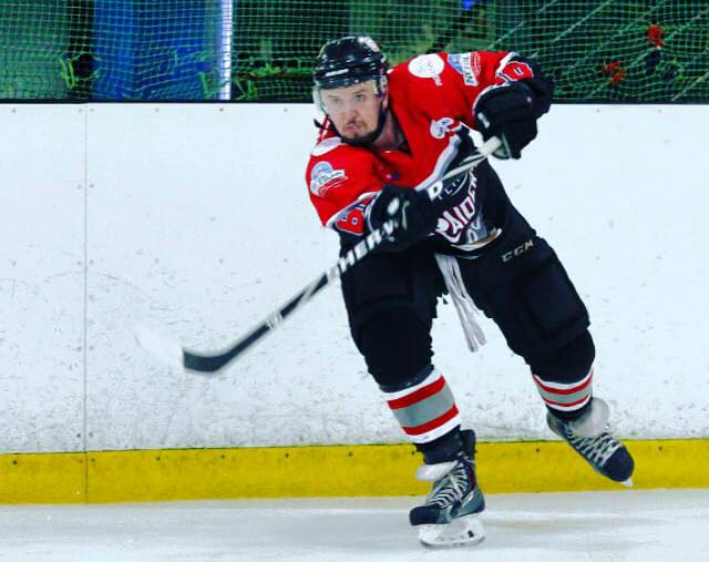 Nihl South Preview Raiders Ryde Back Home British Ice