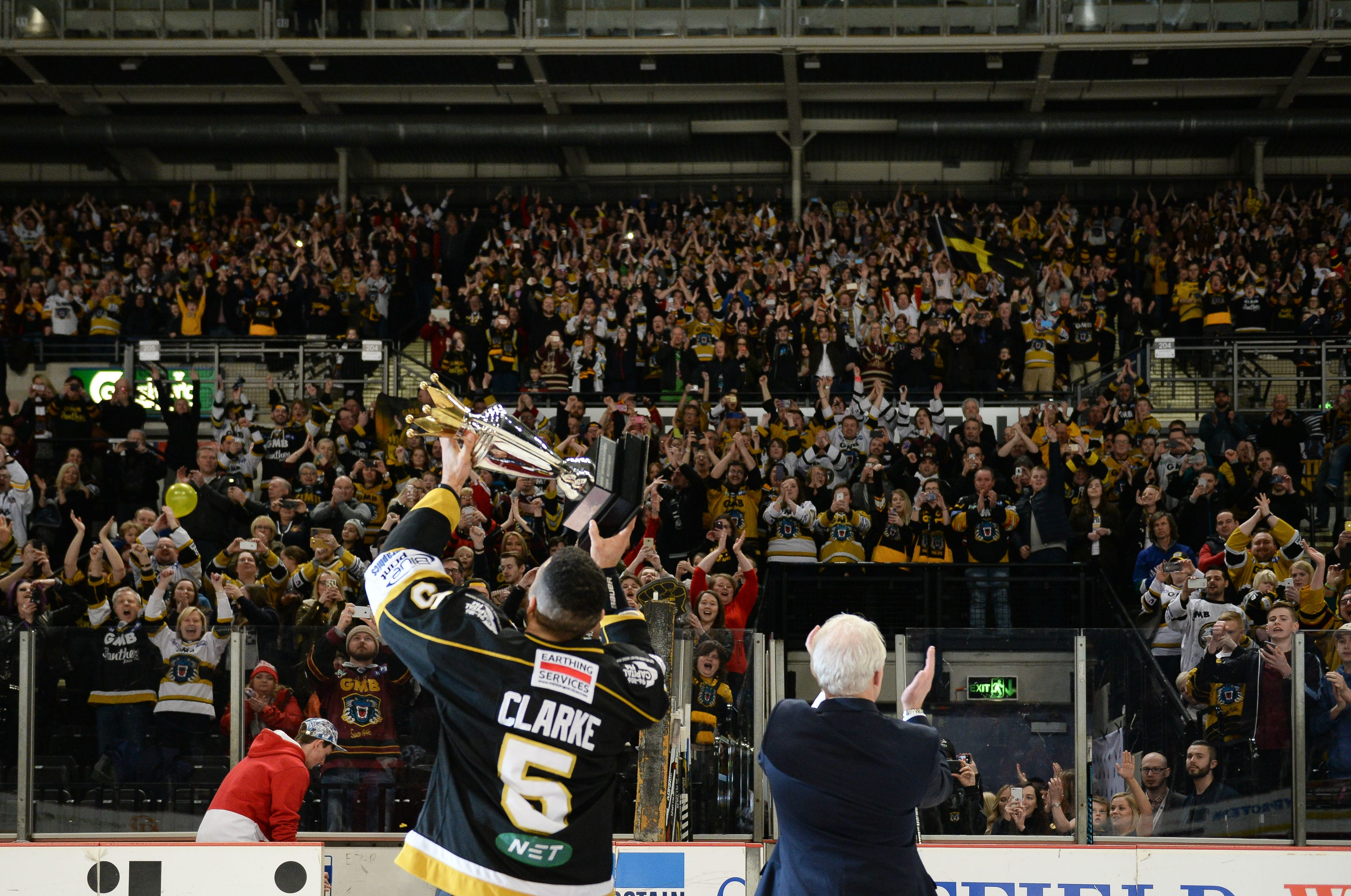 In 2016 Nottingham yet again proved they are in a class of their own when it comes to the Challenge Cup
