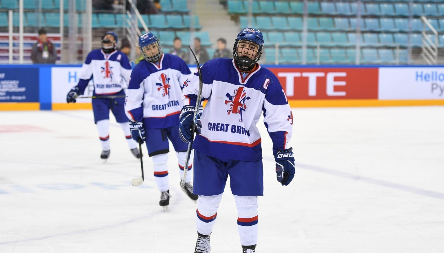 Can Liam Kirk Inspire Local Talent To The Sport British Ice Hockey