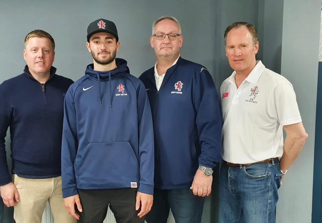 """GB coach """"couldn't be happier"""" for Liam Kirk after NHL deal"""